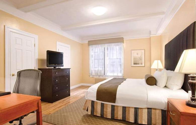 Best Western Plus Hospitality House - Apartments - Room - 88