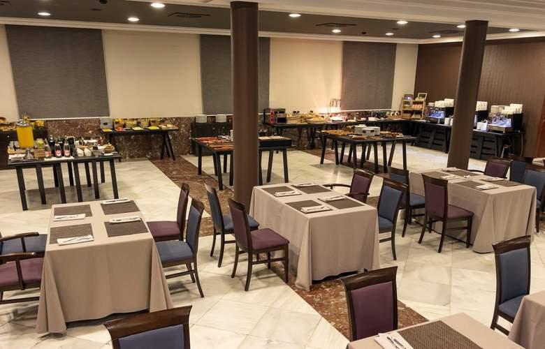 Castilla Termal Balneario de Solares - Restaurant - 27