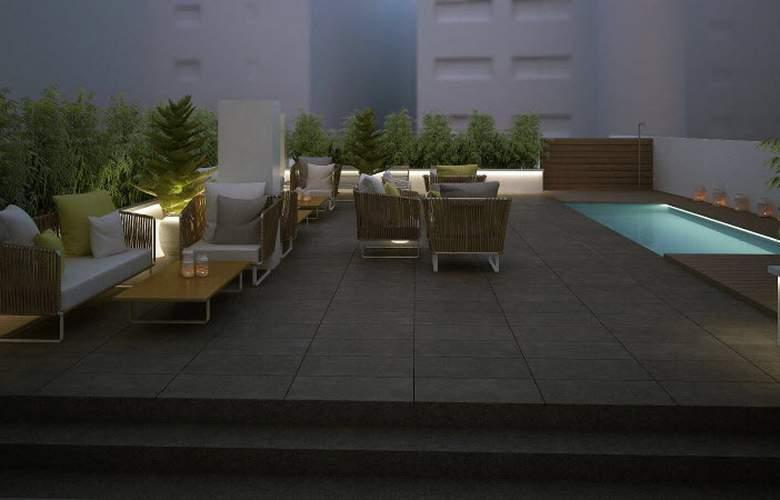 Intur Castellon - Terrace - 7