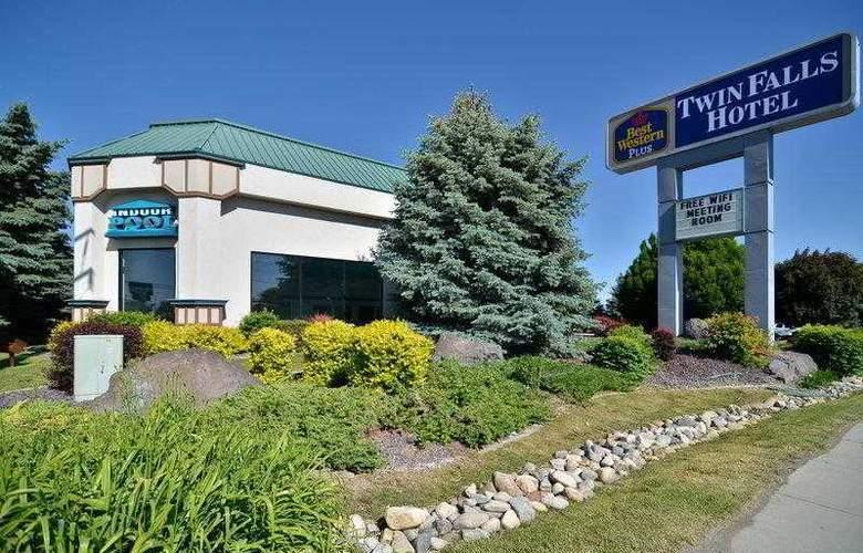 Best Western Plus Twin Falls Hotel - Hotel - 1