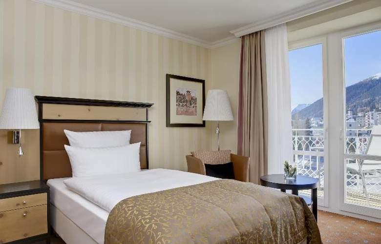 Steigenberger Grandhotel Belvédère Davos - Room - 15