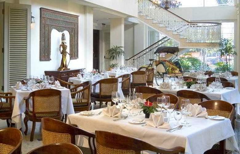 The Phoenix Hotel Yogyakarta MGallery by Sofitel - Restaurant - 7