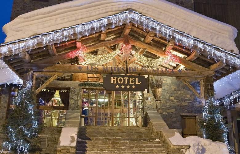 Suites du Montana - Hotel - 1