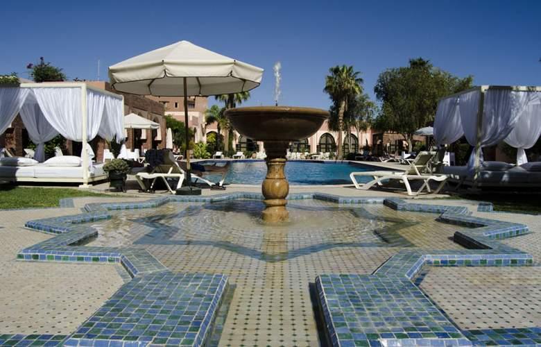 Karam Palace - Pool - 13