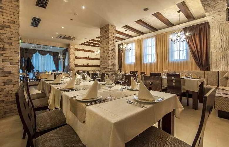 Grand Royale Hotel & Spa - Restaurant - 23