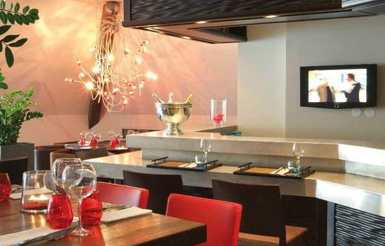 Quality Le Cervolan - Restaurant - 11