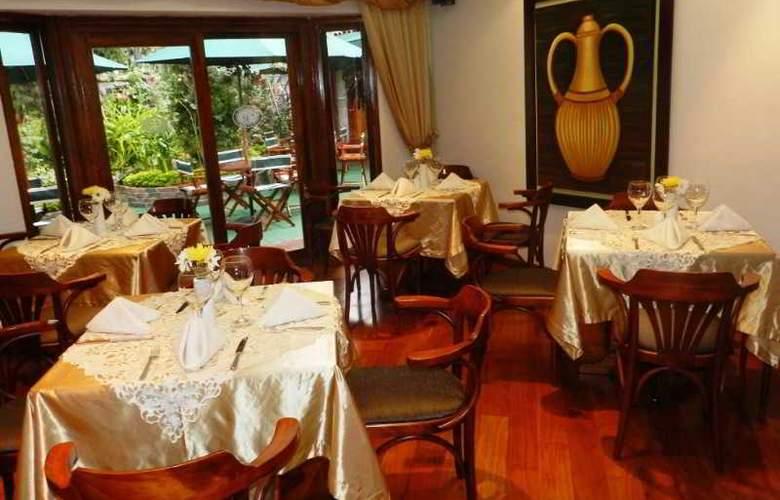 Casona Real Hotel - Restaurant - 0