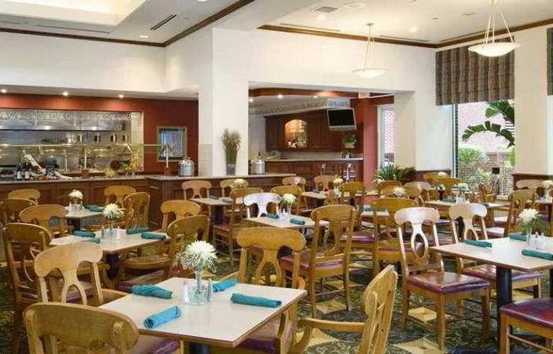 Hilton Garden Inn Tampa East/Brandon - Restaurant - 1