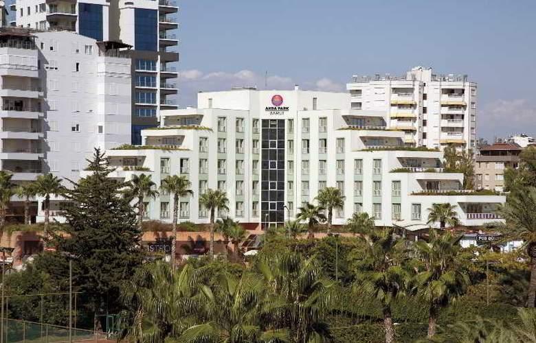 Akra Barut - Hotel - 8
