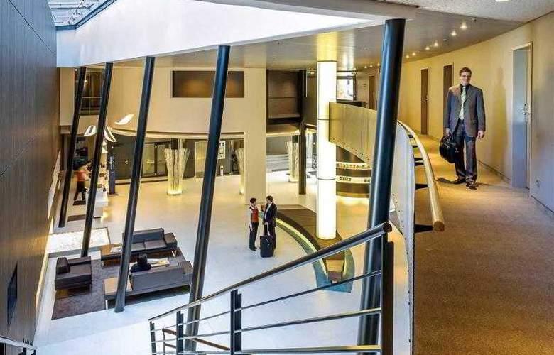 Novotel Hannover - Hotel - 11