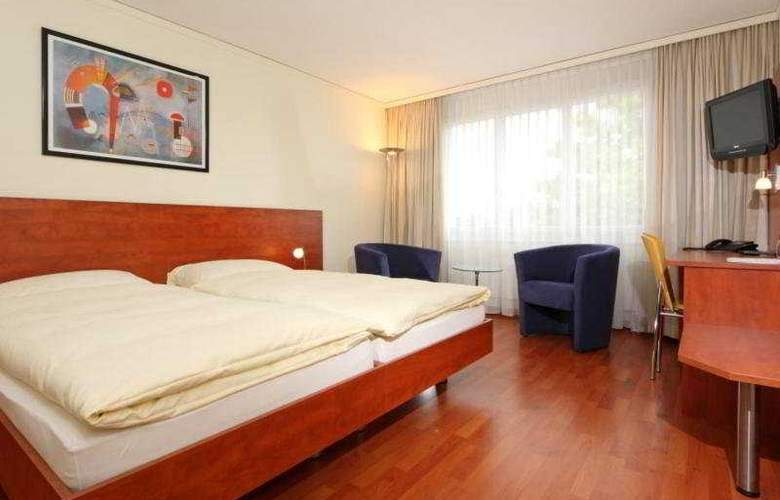 City and Wellness Swiss Quality Hotel Sonnental - Room - 4