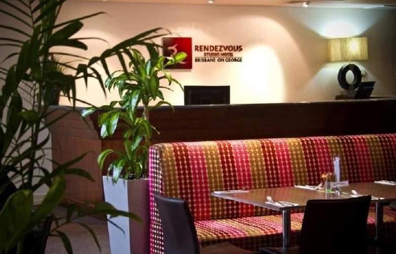 The Marque Hotel, Brisbane - Restaurant - 7