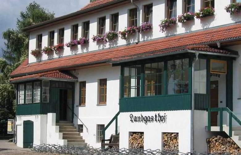Landgasthof Diedersdorf - Hotel - 0