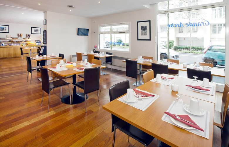 Séjours & Affaires Courbevoie Grande Arche - Restaurant - 4