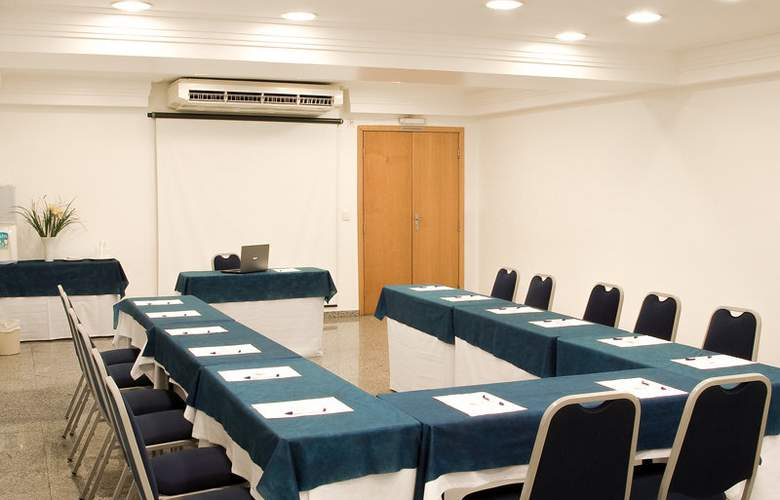 Plaza Inn San Conrado - Conference - 3