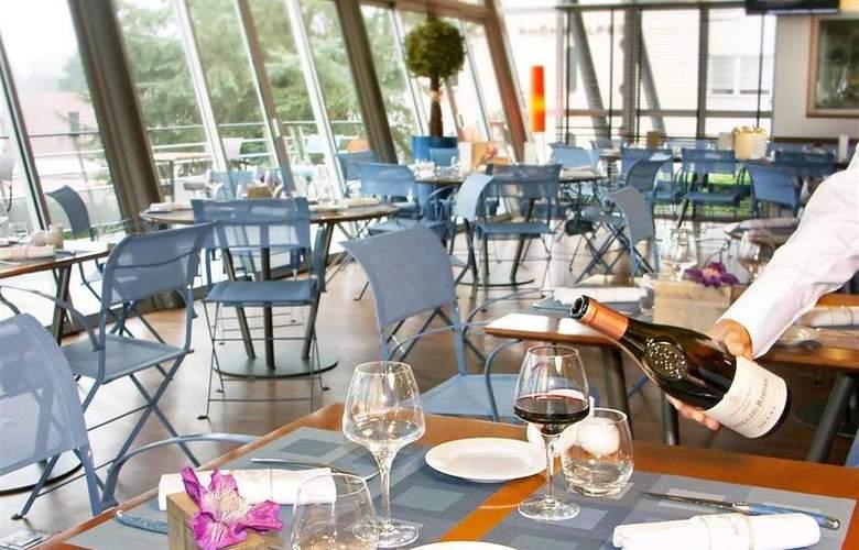Mercure Lyon Charbonnieres - Restaurant - 36
