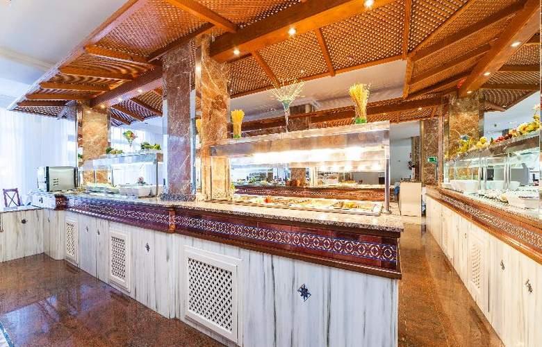Globales Condes de Alcudia - Restaurant - 21