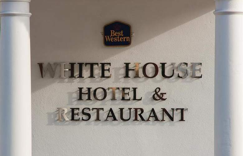 Best Western White House Watford - Hotel - 37