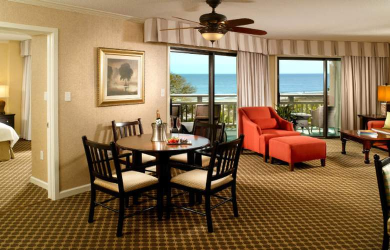 Omni Hilton Head Oceanfront Resort - Room - 10