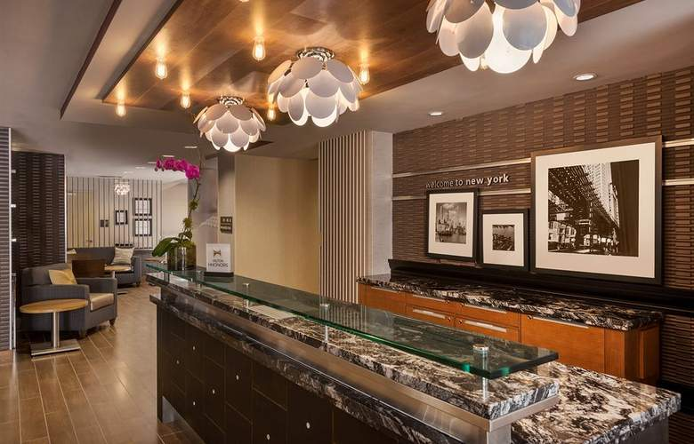 Hampton Inn Manhattan/Downtown-Financial District - General - 8
