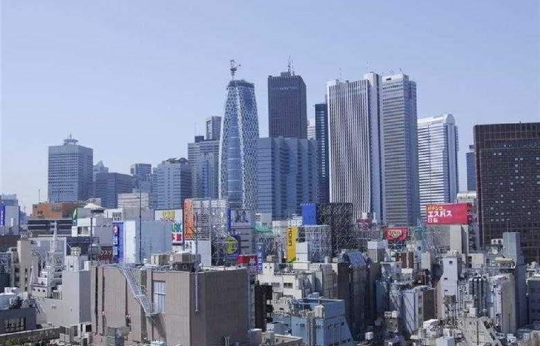 Citadines Central Shinjuku Tokyo - Hotel - 12