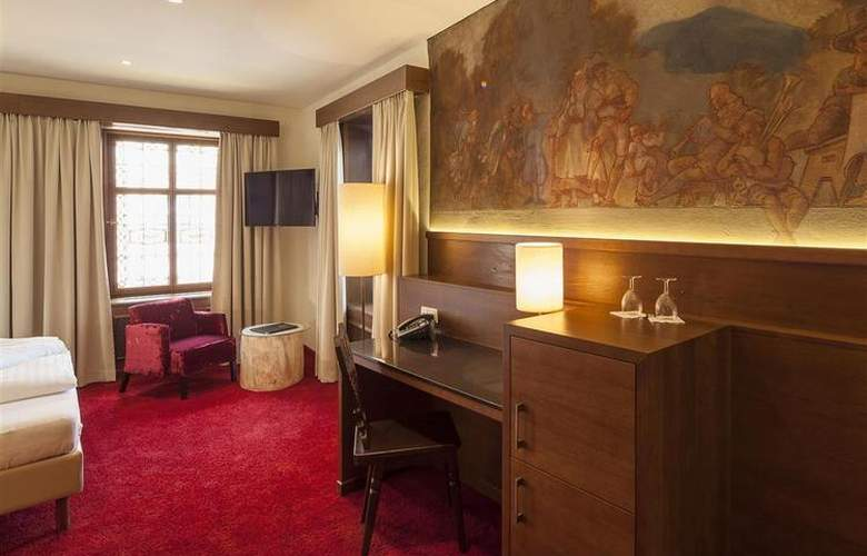 Best Western Hotel Goldener Adler - Room - 55