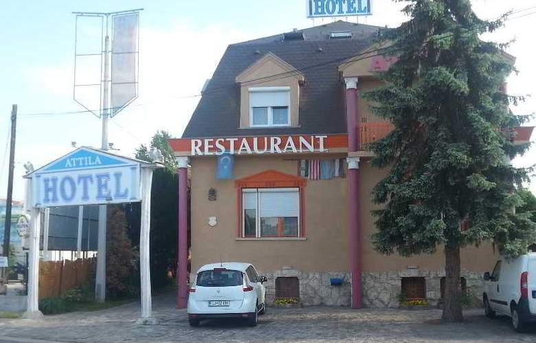 Attila Hotel - Hotel - 6