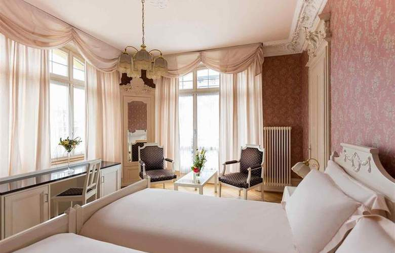 Royal St Georges Interlaken - MGallery by Sofitel - Room - 91