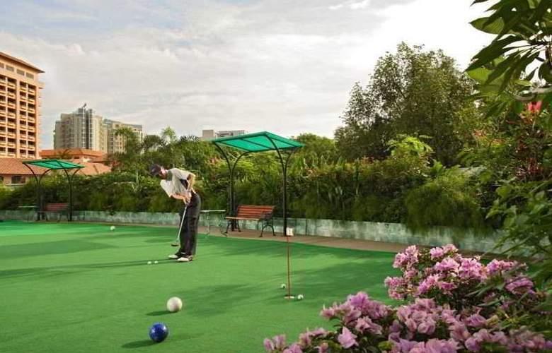Orchard Hotel Singapore - Sport - 10