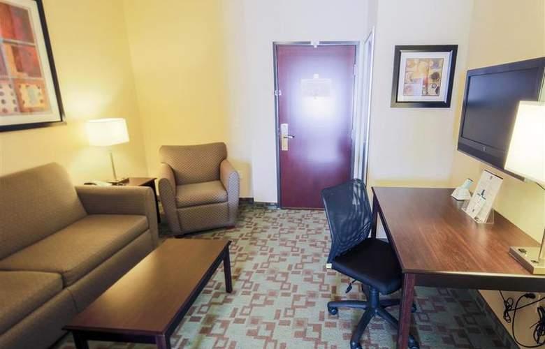 Best Western Plus Eastgate Inn & Suites - Room - 72
