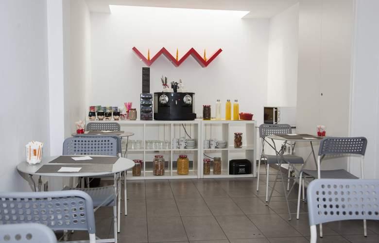 Hostel Soria (ex-Art Spa) - Meals - 2