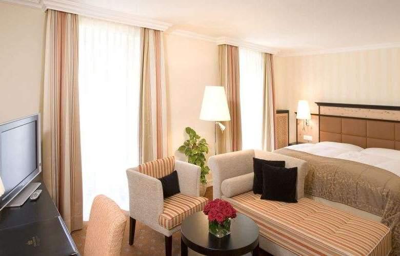 Steigenberger Grandhotel Belvédère Davos - Room - 14