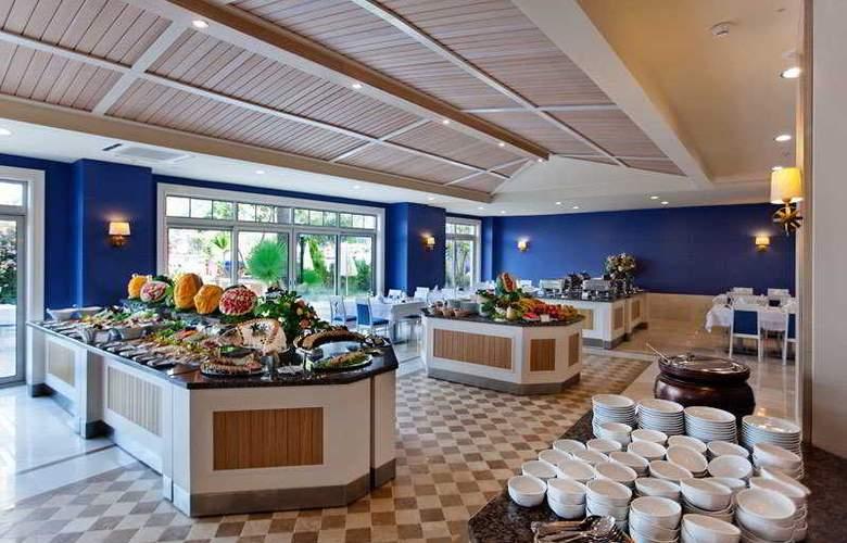 Fantasia Hotel Marmaris - Restaurant - 16