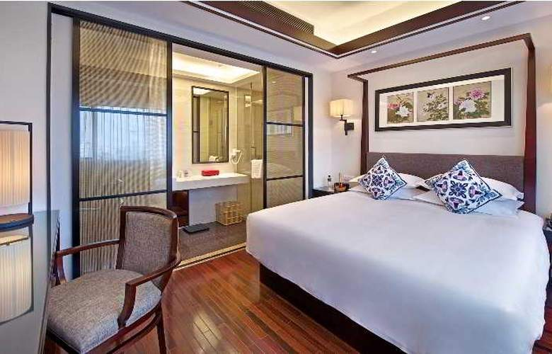 Narada Boutique Hotels Shanghai Hongkou - Room - 7