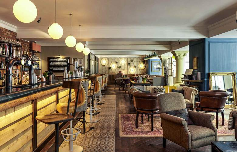 Mercure Bristol Grand - Bar - 4