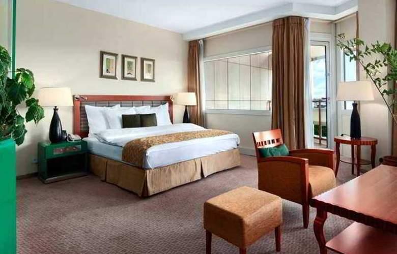 Transcorp Hilton Abuja - Hotel - 4