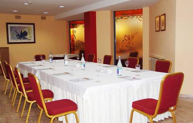 Sercotel Ciudad de Burgos - Conference - 54