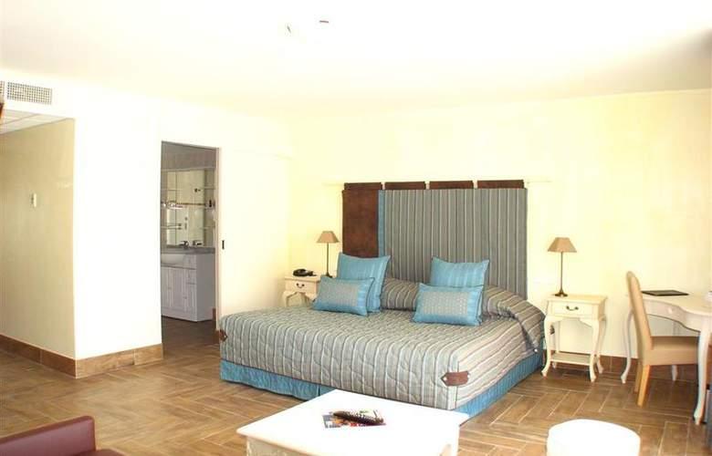 Best Western Soleil et Jardin Sanary - Room - 35