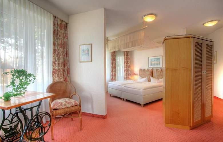 Best Western Hanse Hotel Warnemuende - Room - 57