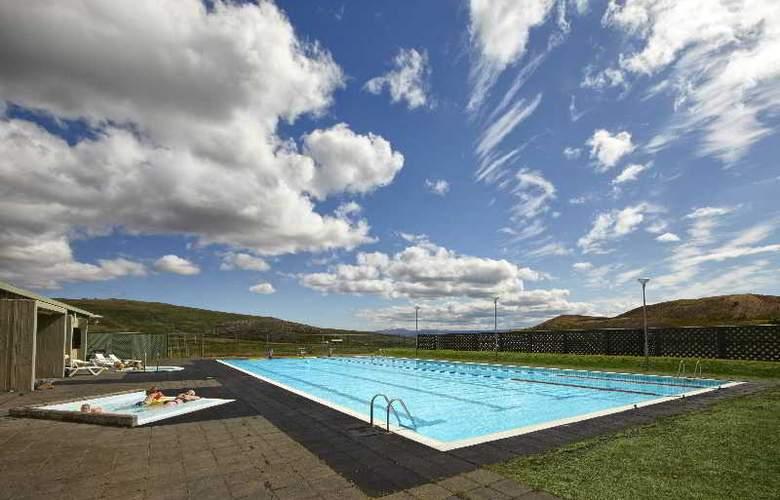 Hótel Edda Laugar - Pool - 12