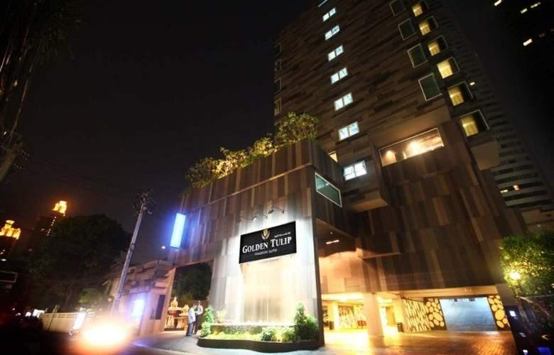 Golden Tulip Mandison Suites - Hotel - 9