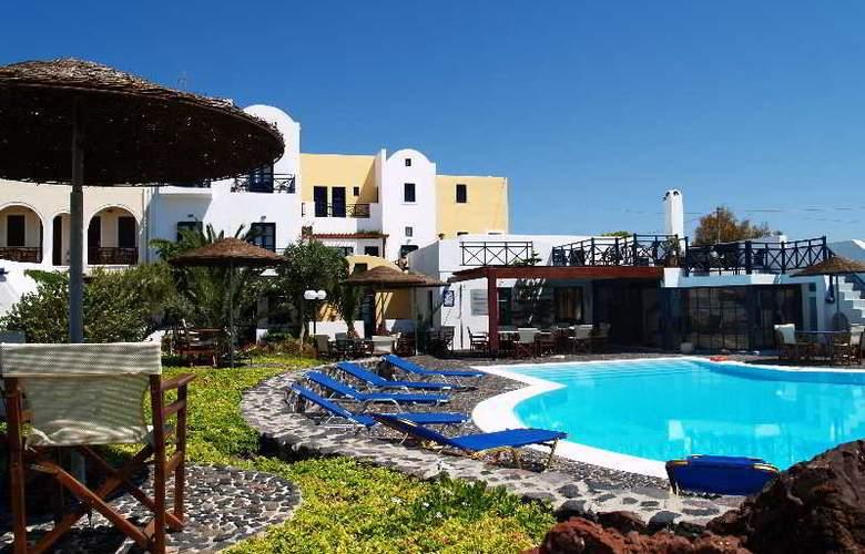 Kalimera Hotel - Terrace - 17