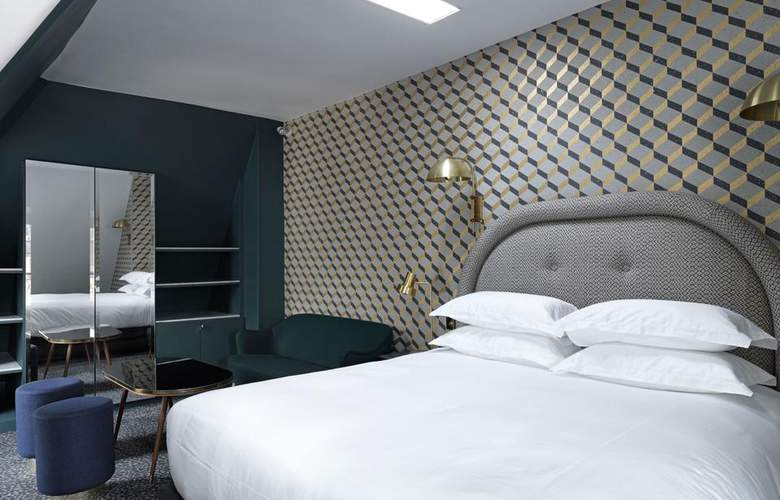 Grand Pigalle - Room - 6