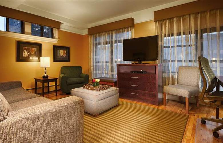 Best Western Plus Hospitality House - Apartments - Room - 89
