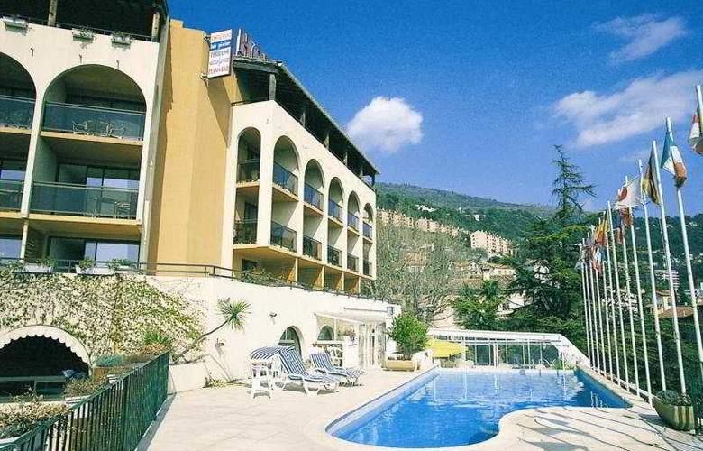Hotel-Residence Des Parfums - Pool - 1