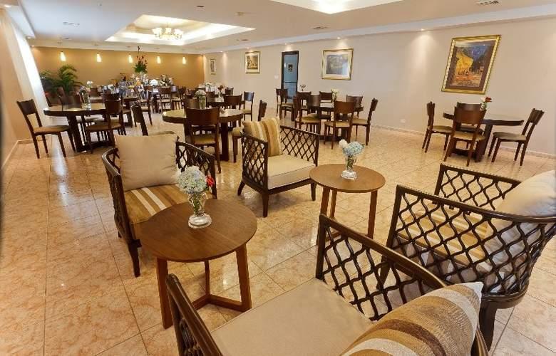 Coral Suites Apart Hotel - Restaurant - 9