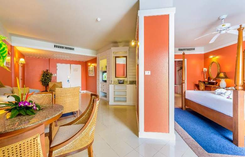 Andaman Seaview - Room - 25