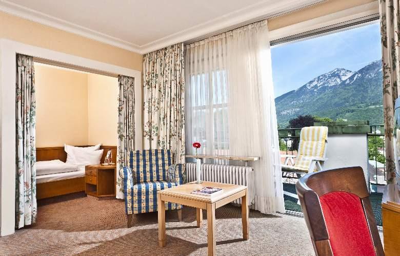Wyndham Grand Bad Reichenhall Axelmannstein - Room - 8