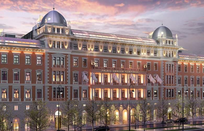Palais Hansen Kempinski Vienna - Hotel - 0
