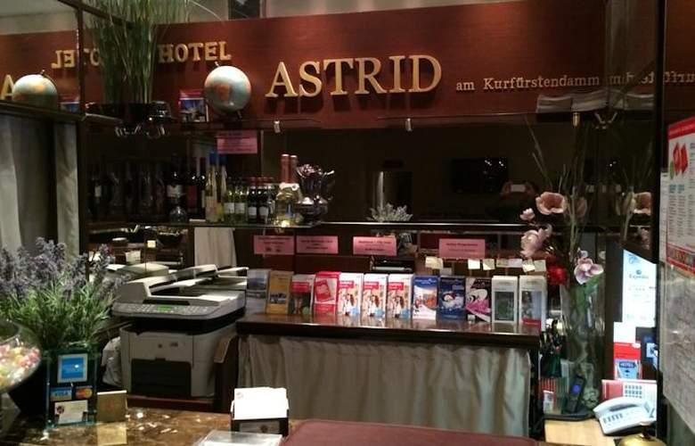 Astrid Am Kurfurstendamm - Hotel - 1